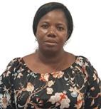 Constancia Malebo - Treasury Assistant, Angoalissar