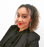 Denise Simão - HR Officer and Office Manager