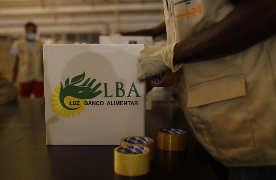 Food Donation (Angola)